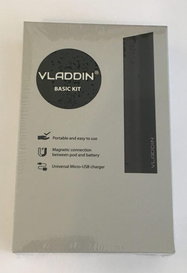 Vladdin RE Refillable Pod System Vaporizer Kit
