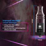 eCapple Miracle Wax Vaporizer 5