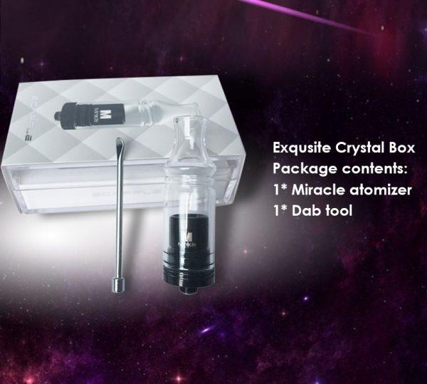 eCapple Miracle Wax Vaporizer