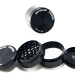 Space Case Herb Grinder Four Piece (Large) 2